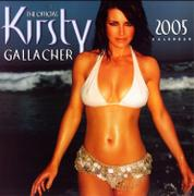 Кирсти Голачер, фото 225. Kirsty Gallacher : 2005 Calendar Scans HQ, foto 225