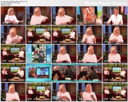 Jenny McCarthy @ Ellen 2009-04-14