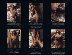 Vogue calendar werbowy Daria