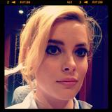 Gillian Jacobs - Twitter Pic from Icon Magazine Photoshoot - Aug 3, 2012