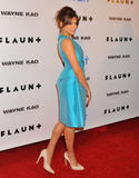 Eva Mendes @ Flaunt Magazine's 10th Anniversary Party, December 18, 2008 - 40HQ