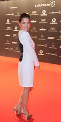 Elsa Pataky ~ Laureus World Sports Awards 2011 at Cipriani Yas Island in Abu Dhabi - Feb. 6 (5HQ)