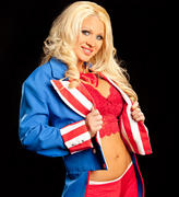 Jillian Hall: America, The Beautiful (x10 Pics)