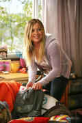 Hilary Duff- 'Raising Hope' Stills (HQ tag)