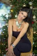 Дениз Милани, фото 4157. Denise Milani Xmas Part 2 :, foto 4157