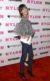 Odette Yustman @ Nylon Magazine and MySpace 3rd Annual Music Issue in LA, June 3 - 15HQ