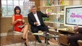 Ruth Langsford | This Morning 7-9-09 | Leggy