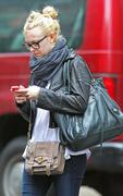 Dakota Fanning out and about in NYC 9/20/11