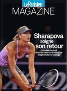 Maria Sharapova - Le Parisien Magazine. (5)