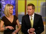"JULIET HUDDY cleavage - ""Morning Show"" (July 3, 2009) - *cleavage*"