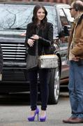 Michelle Trachtenberg On the Gossip Girl Set in New York 03/28/12- 24 HQ