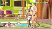 Maria Sampaio sensual no programa Biggest Deal