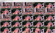 Gemma Merna - Hollyoaks - sunbathing & turning over in a bikini - 29th July 2011 (caps, video + gif)