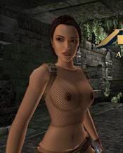 Animierte Bilder von Lara Croft nackt