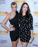 Kat Dennings & Beth Behrs @ Trevor Project's LIVE! at the Hollywood Palladium in LA | December 4 | 11 pics