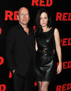 Mary Louise Parker UK premiere of Red in London 19-10-2010