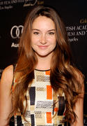 Shailene Woodley @ BAFTA Los Angeles 18th Annual Awards Season Tea Party in Beverly Hills 01/14/12- 2 HQ