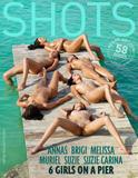 Anna S Brigi Melissa Muriel Suzie Suzie Carina 6 girls on a pier50po0gds0v.jpg